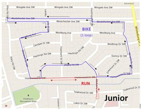junior course