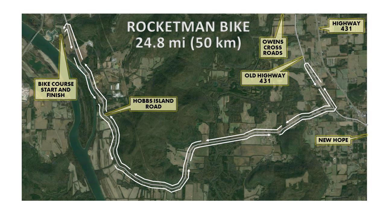 Rocketman Bike