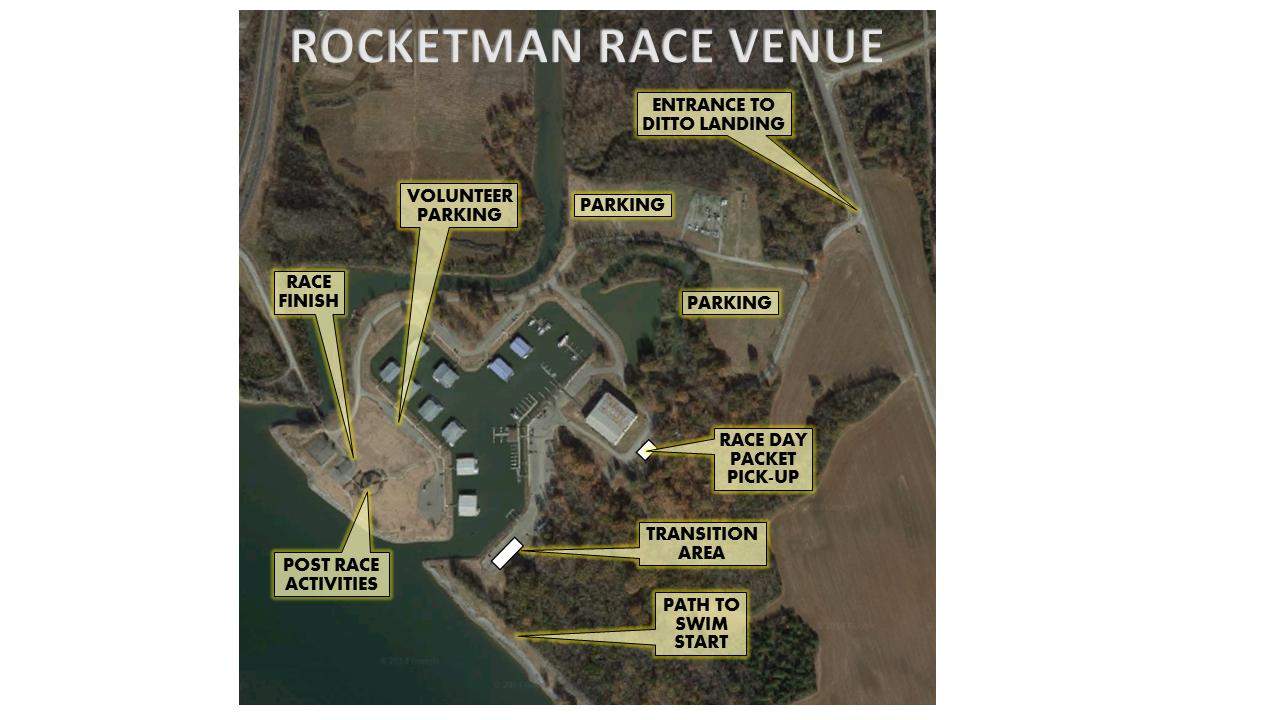 Rocketman Venue